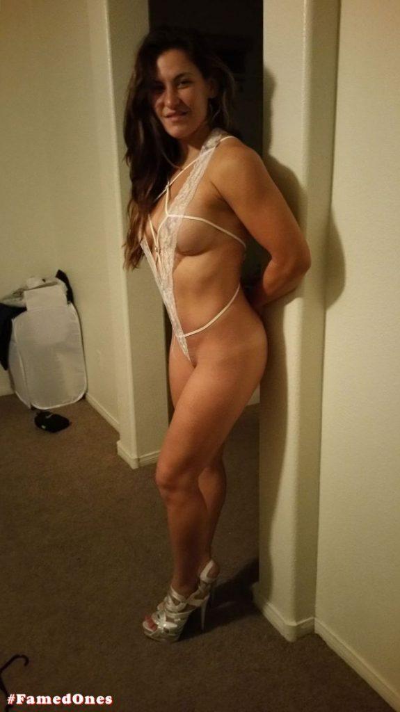 Miesha Tate XXX leaked pics FamedOnes.com 005 01