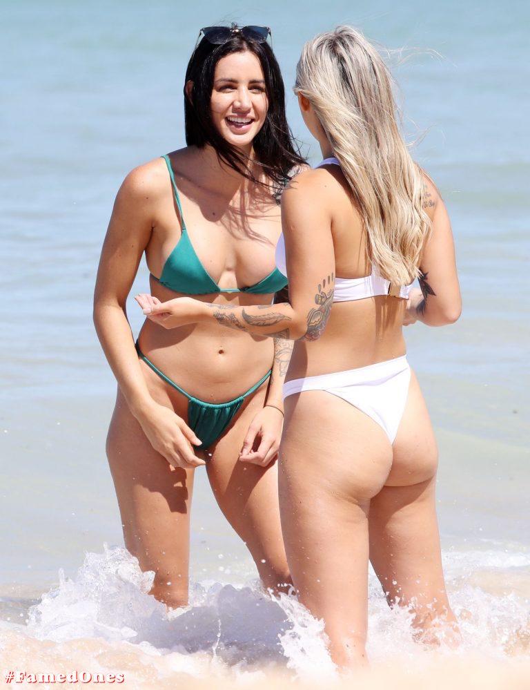 Vanessa Sierra hot bikini pics FamedOnes.com 004 11
