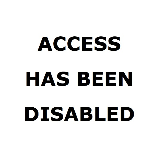 FamedOnes info - Access Has Been Disabled