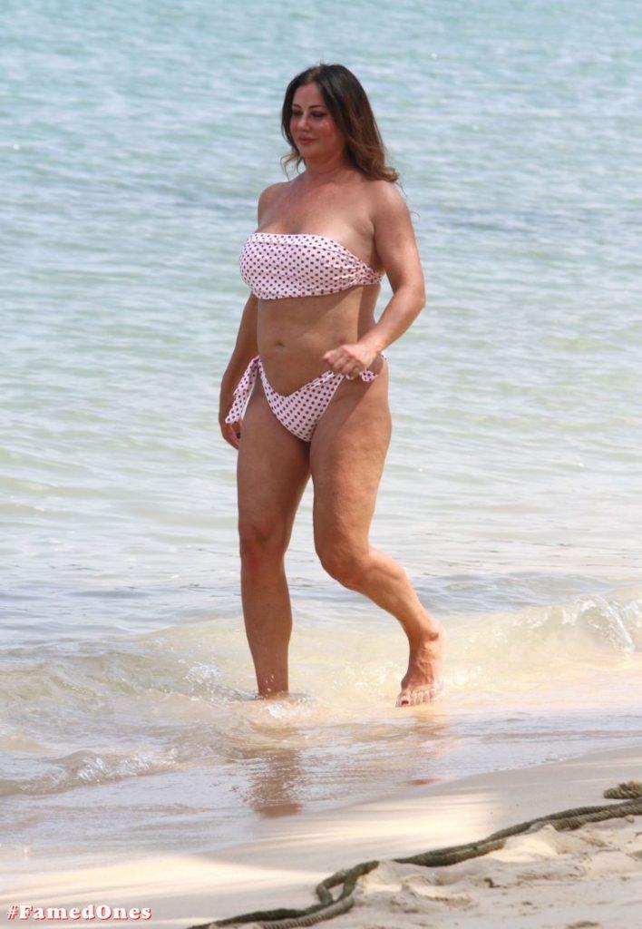 Lisa Appleton tits slip pics FamedOnes.com 075 01
