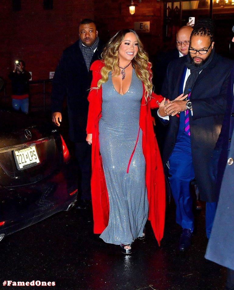 Mariah Carey sexy public pics FamedOnes.com 013 01