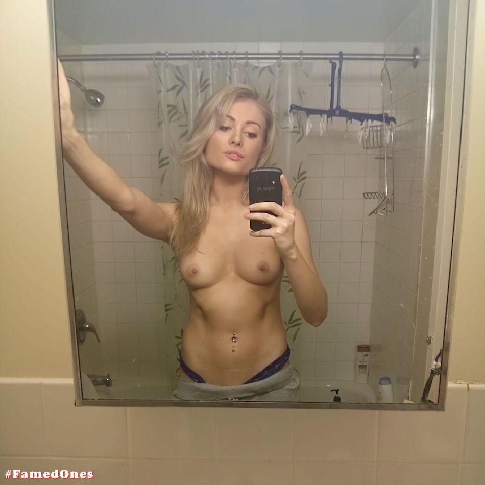 Bridget Graham topless leaked private self pics FamedOnes.com 002 02