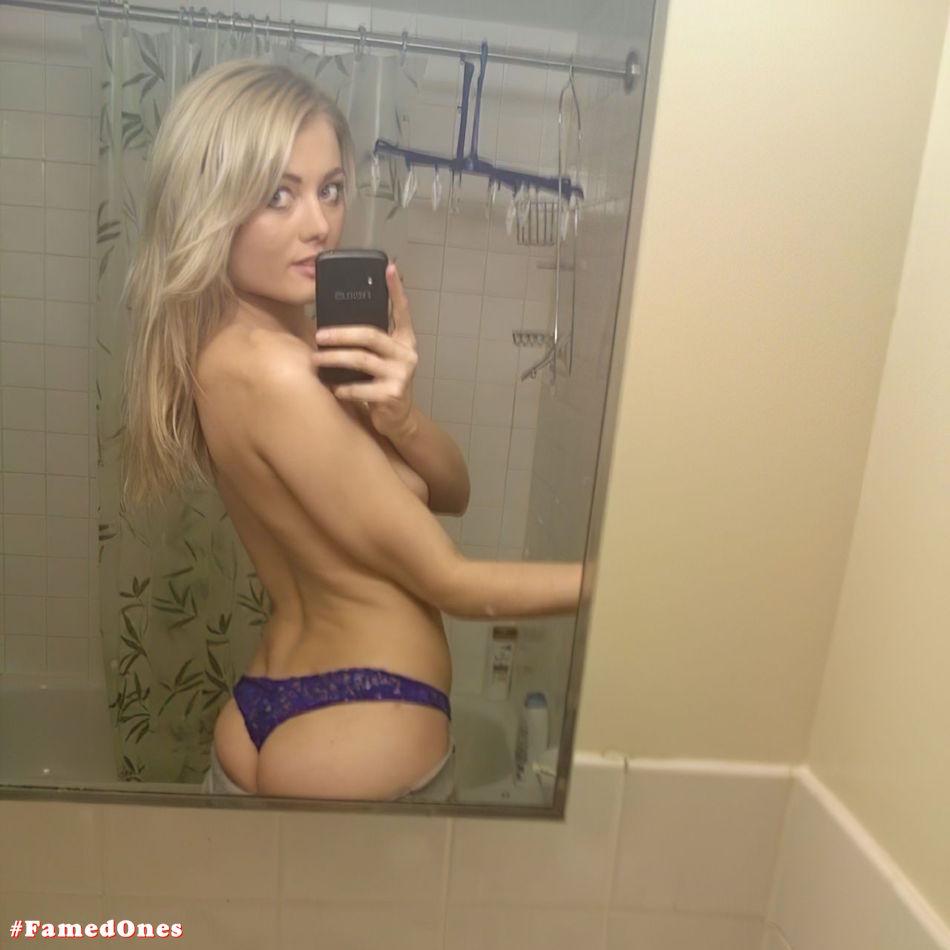 Bridget Graham topless leaked private self pics FamedOnes.com 002 03
