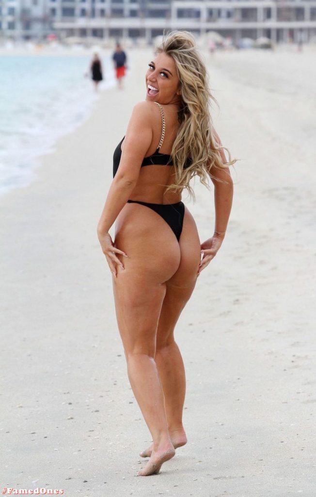 Bethan Kershaw hot bikini pics FamedOnes.com 010 39
