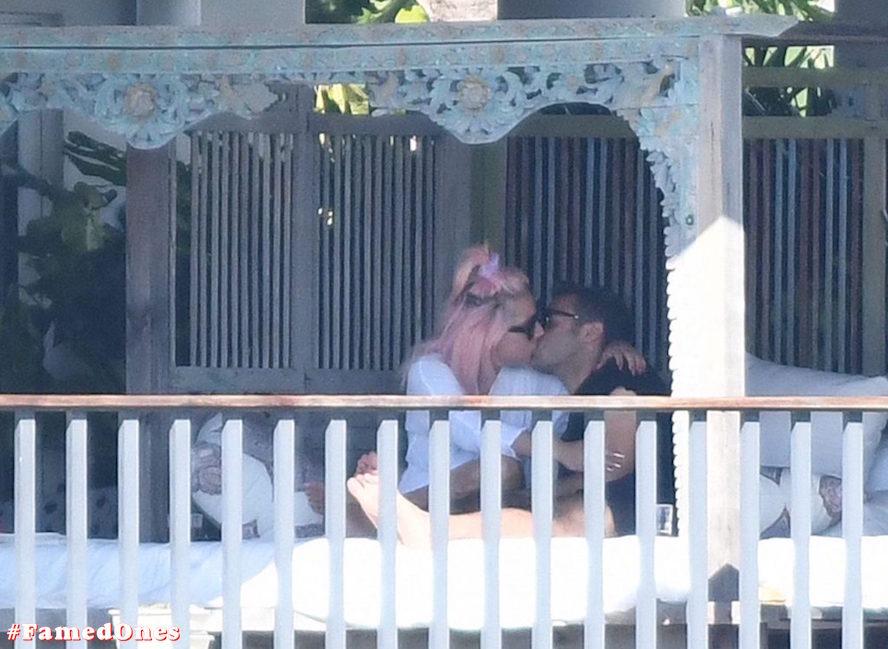 Lady Gaga undressed outdoor paparazzi pics FamedOnes.com 067 18