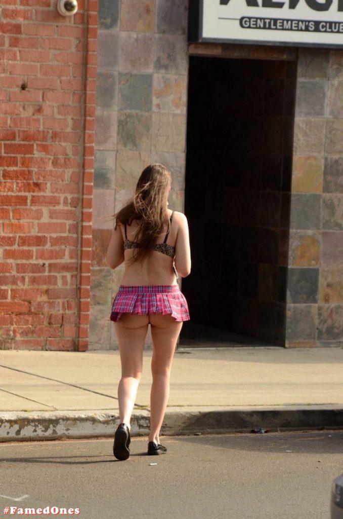 Alicia Arden mini skirt ass show fappening pics FamedOnes.com 039 05