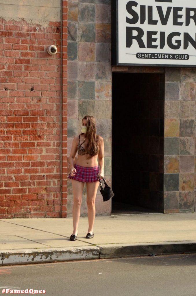 Alicia Arden mini skirt ass show fappening pics FamedOnes.com 039 19