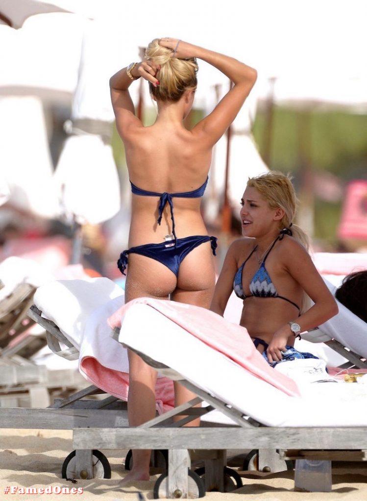 Lana Scolaro tits slip fappening paparazzi pics FamedOnes.com 004 01