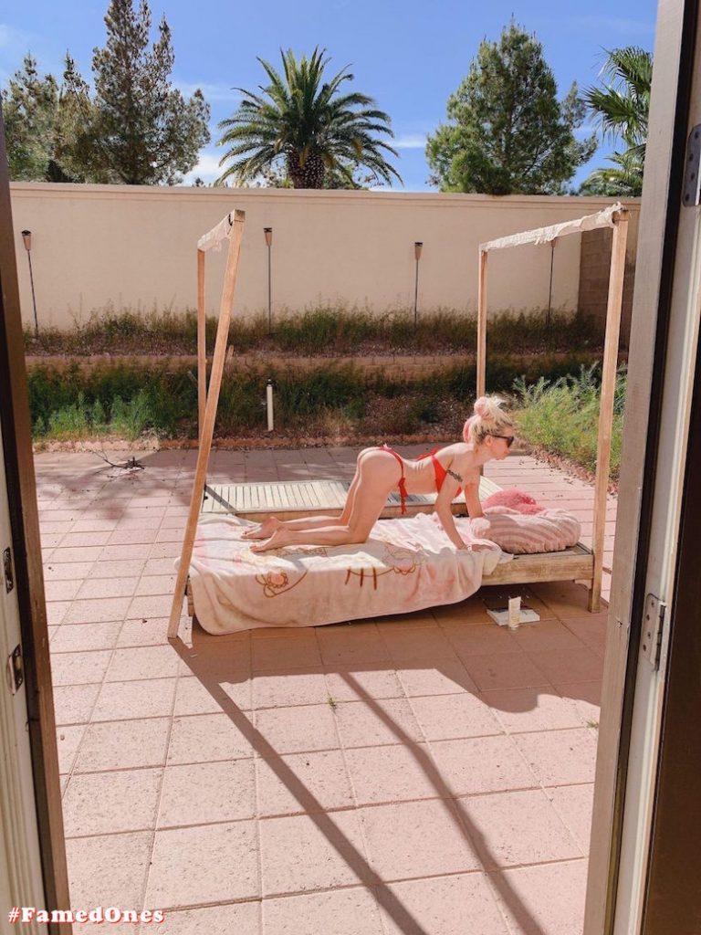Angelique Frenchy Morgan hot bikini fappening pics FamedOnes.com 064 03