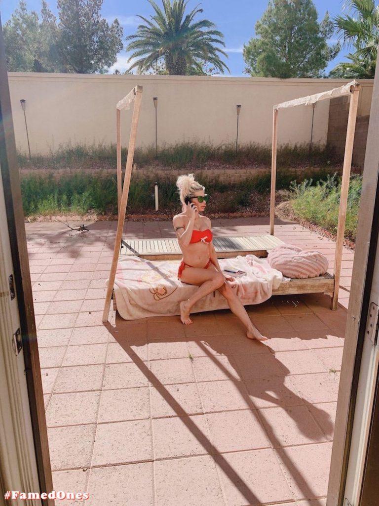 Angelique Frenchy Morgan hot bikini fappening pics FamedOnes.com 064 06