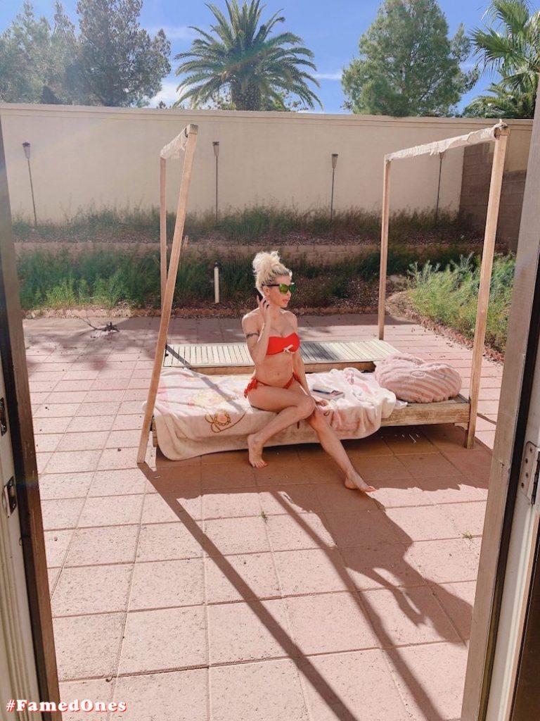 Angelique Frenchy Morgan hot bikini fappening pics FamedOnes.com 064 07
