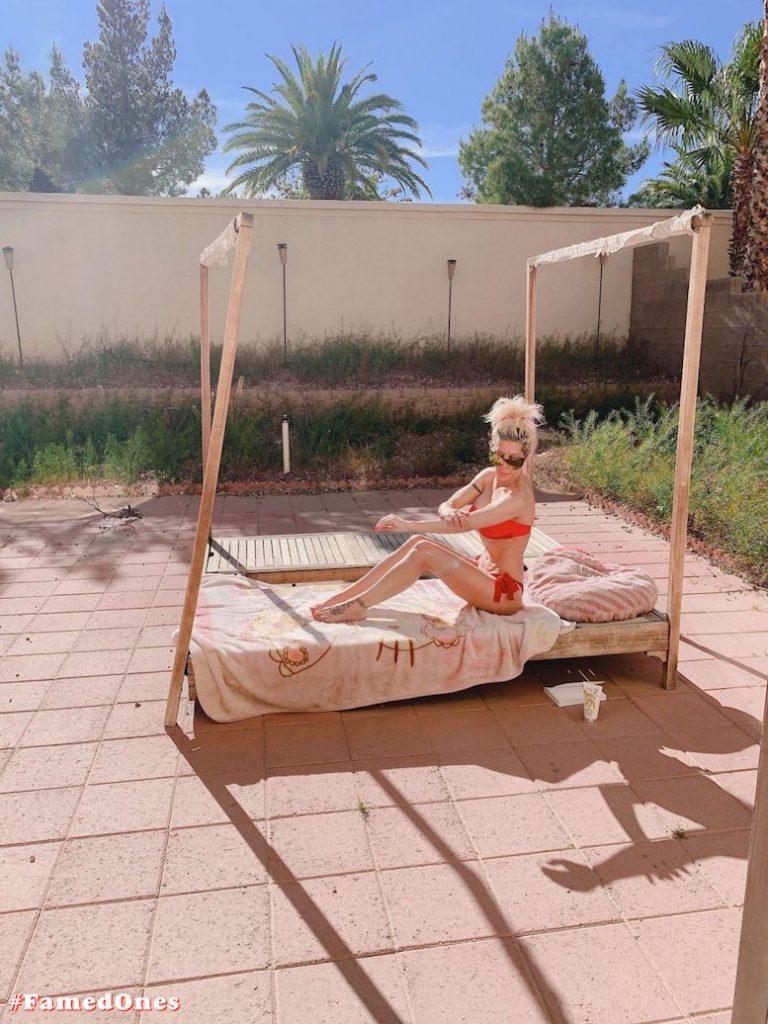Angelique Frenchy Morgan hot bikini fappening pics FamedOnes.com 064 08