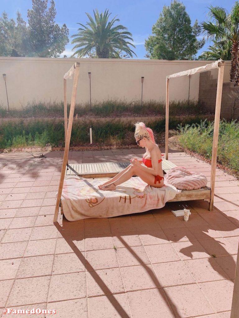 Angelique Frenchy Morgan hot bikini fappening pics FamedOnes.com 064 09
