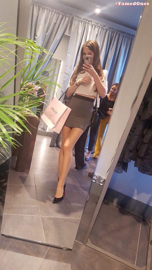 Ariadna Majewska sexy undressed private pics FamedOnes.com 012 03
