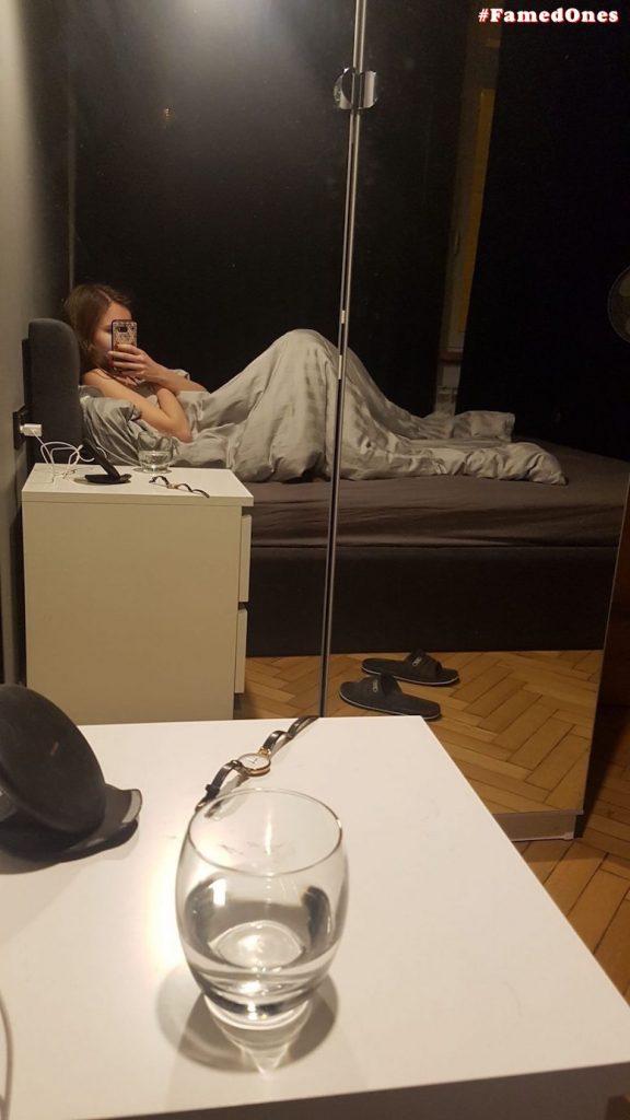 Ariadna Majewska sexy undressed private pics FamedOnes.com 012 06