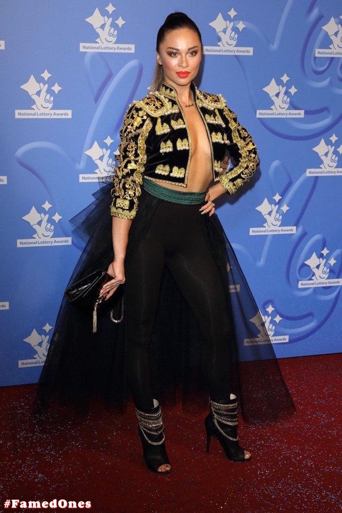 Katya Jones braless public pics FamedOnes.com 001 01