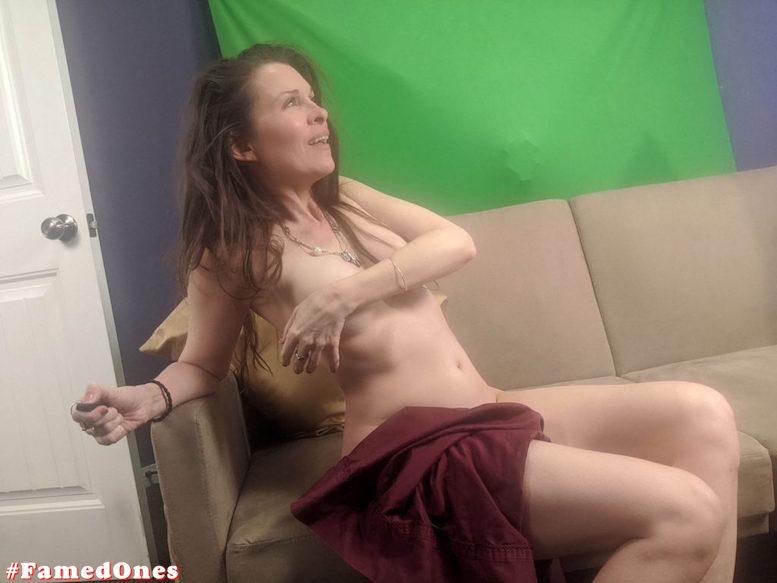 Alicia Arden nude posing fappening pics FamedOnes.com 044 01