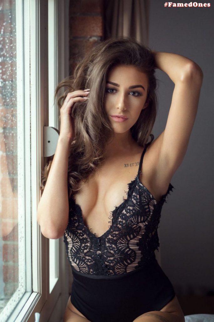 Chloe Veitch sexy lingerie fappening pics FamedOnes.com 001 03