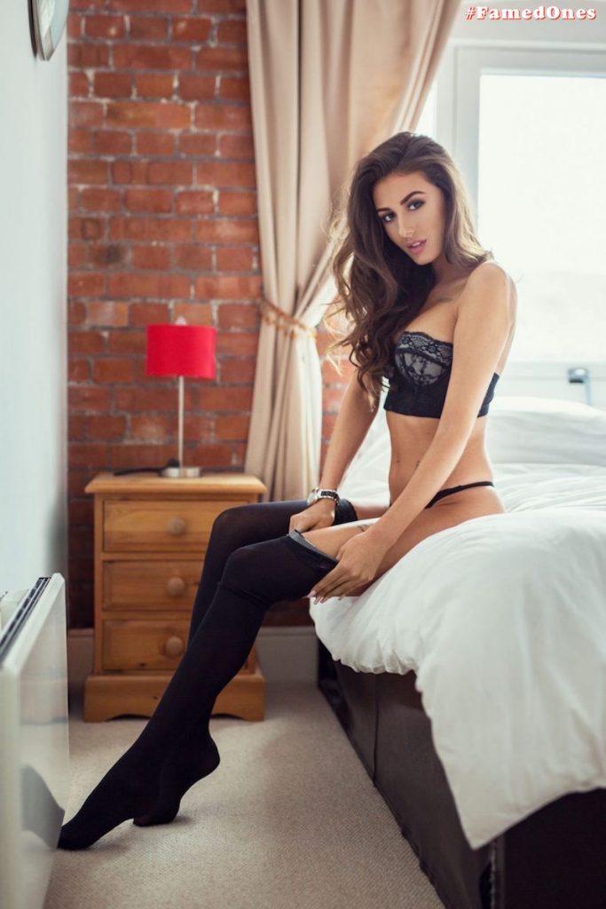 Chloe Veitch sexy lingerie fappening pics FamedOnes.com 001 09