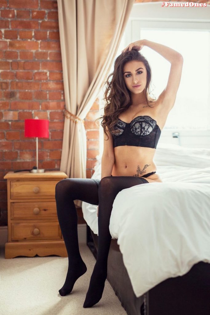 Chloe Veitch sexy lingerie fappening pics FamedOnes.com 001 10
