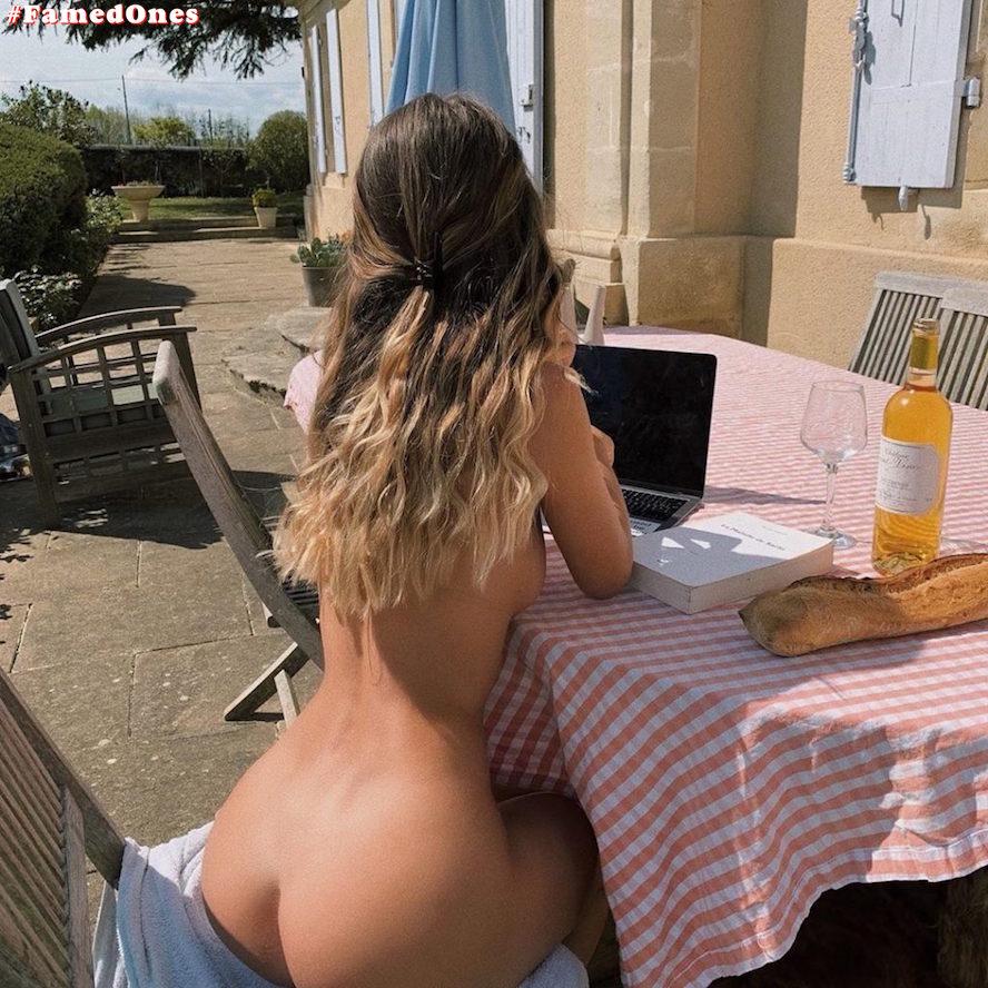 Mathilde Tantot nude posing fappening pics FamedOnes.com 017 01