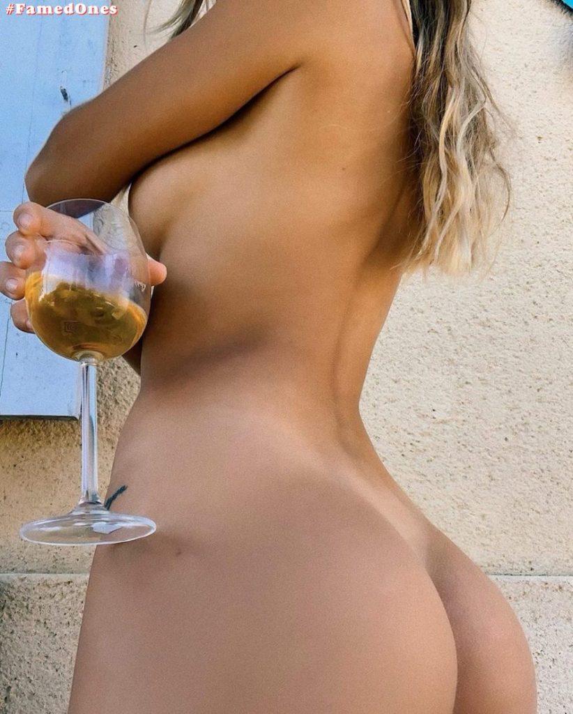 Mathilde Tantot nude posing fappening pics FamedOnes.com 017 06