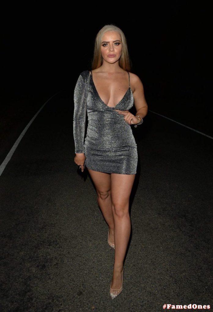 Megan Clark sexy fappening public pics FamedOnes.com 002 01