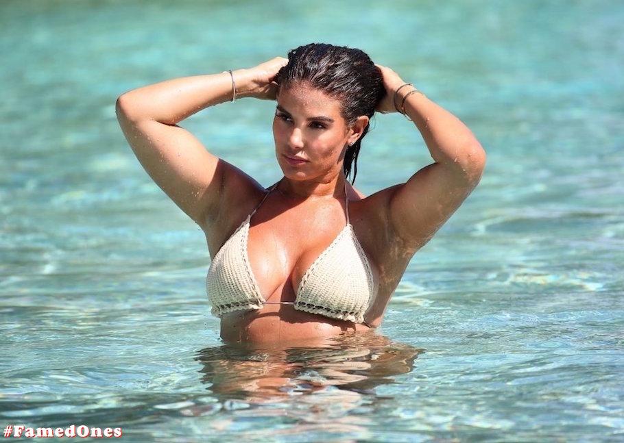Rebekah Vardy hot bikini fappening pics FamedOnes.com 003 11
