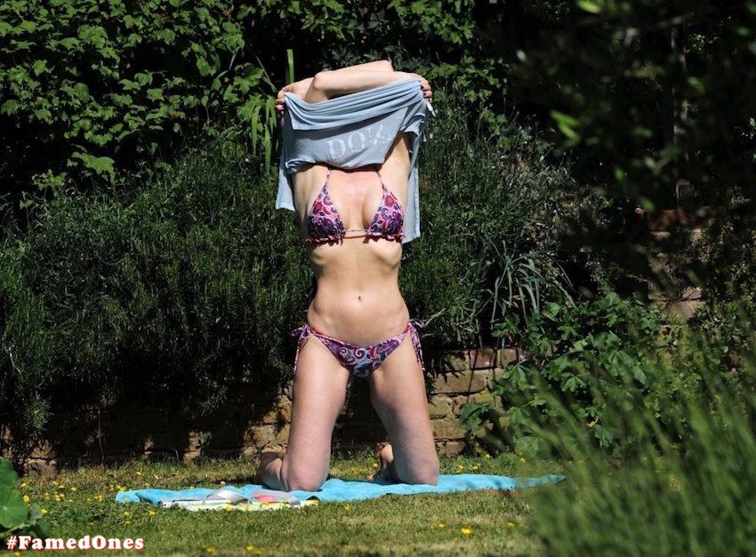 Caprice Bourret hot bikini fappening paparazzi pics FamedOnes.com 010 01