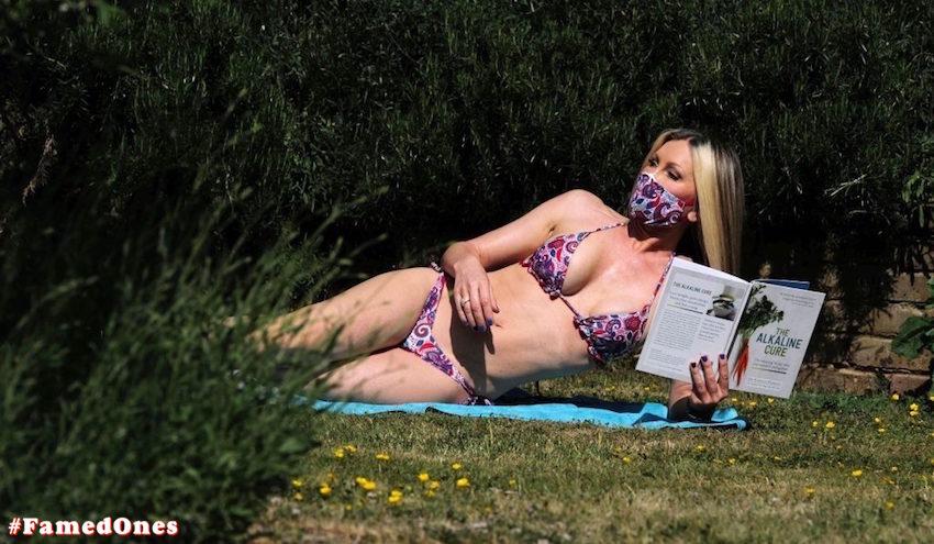 Caprice Bourret hot bikini fappening paparazzi pics FamedOnes.com 010 03