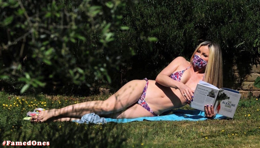 Caprice Bourret hot bikini fappening paparazzi pics FamedOnes.com 010 04