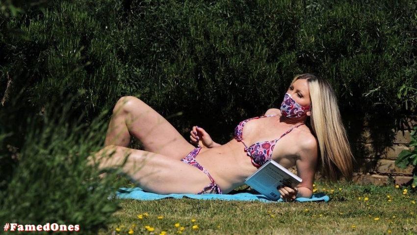 Caprice Bourret hot bikini fappening paparazzi pics FamedOnes.com 010 05