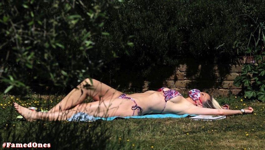 Caprice Bourret hot bikini fappening paparazzi pics FamedOnes.com 010 07