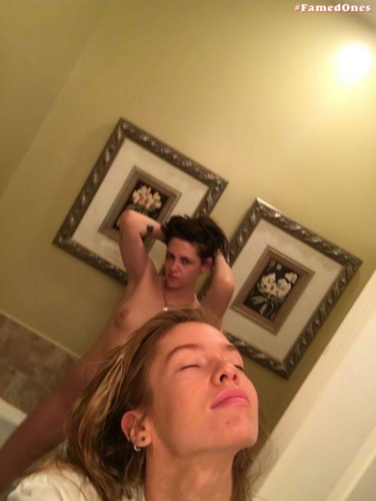 Kristen Stewart nude sexy leaked fappening pics FamedOnes.com 023 14