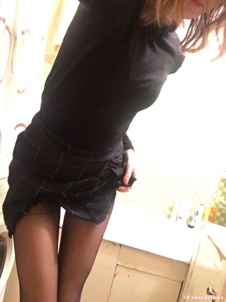 Rasa Zukauskaite sexy pantyhose leaked fappening pics FamedOnes.com 002 06
