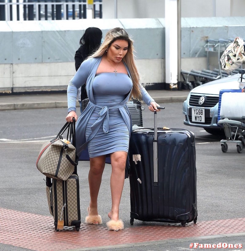 Roddy Alves sexy braless public fappening pics FamedOnes.com 004 17