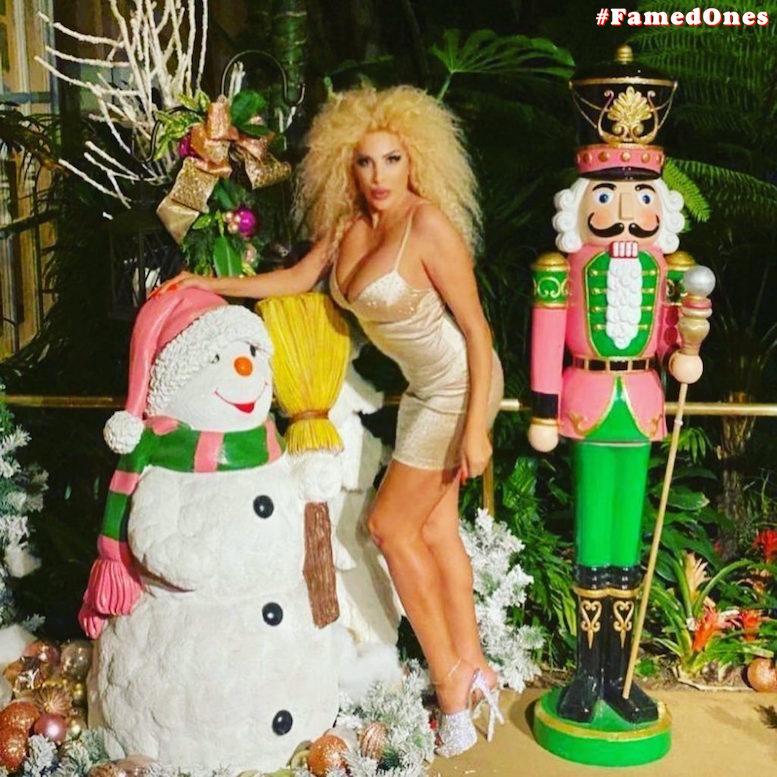 Afida Turner sexy glam pics FamedOnes.com 010 04