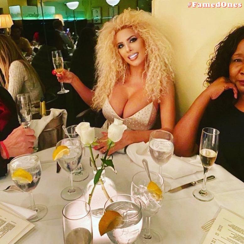 Afida Turner sexy glam pics FamedOnes.com 010 06