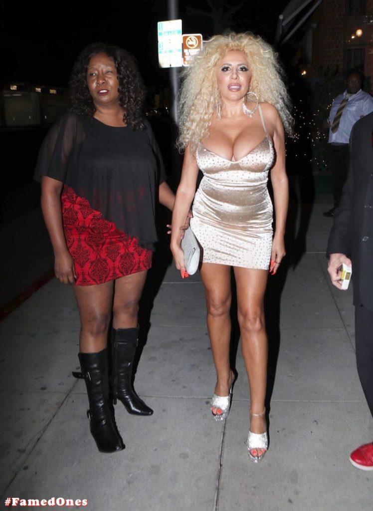 Afida Turner sexy glam public pics FamedOnes.com 011 08
