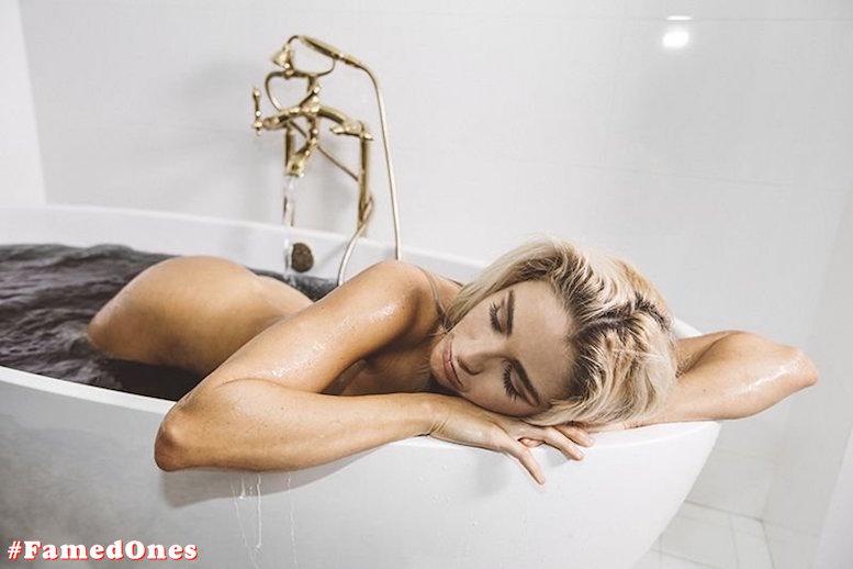 Ivy Miller nude fappening pics FamedOnes.com 002 05