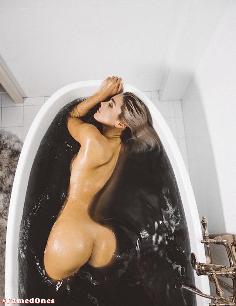 Ivy Miller nude fappening pics FamedOnes.com 002 06