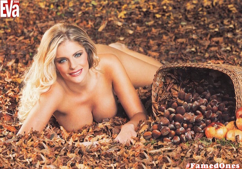 Francesca Cipriani posing naked fappening pics FamedOnes.com 002 10