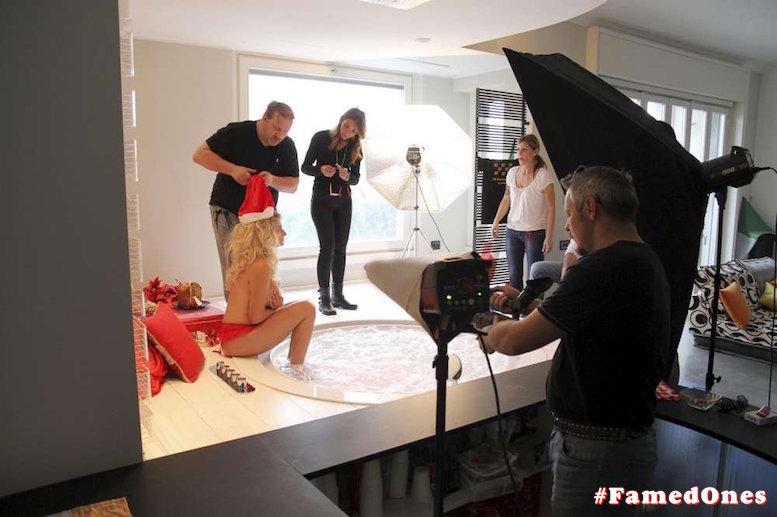 Francesca Cipriani topless fappening pics FamedOnes.com 001 08