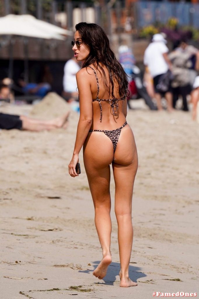 Ines de Ramon hot bikini paparazzi fappening pics FamedOnes.com 002 10