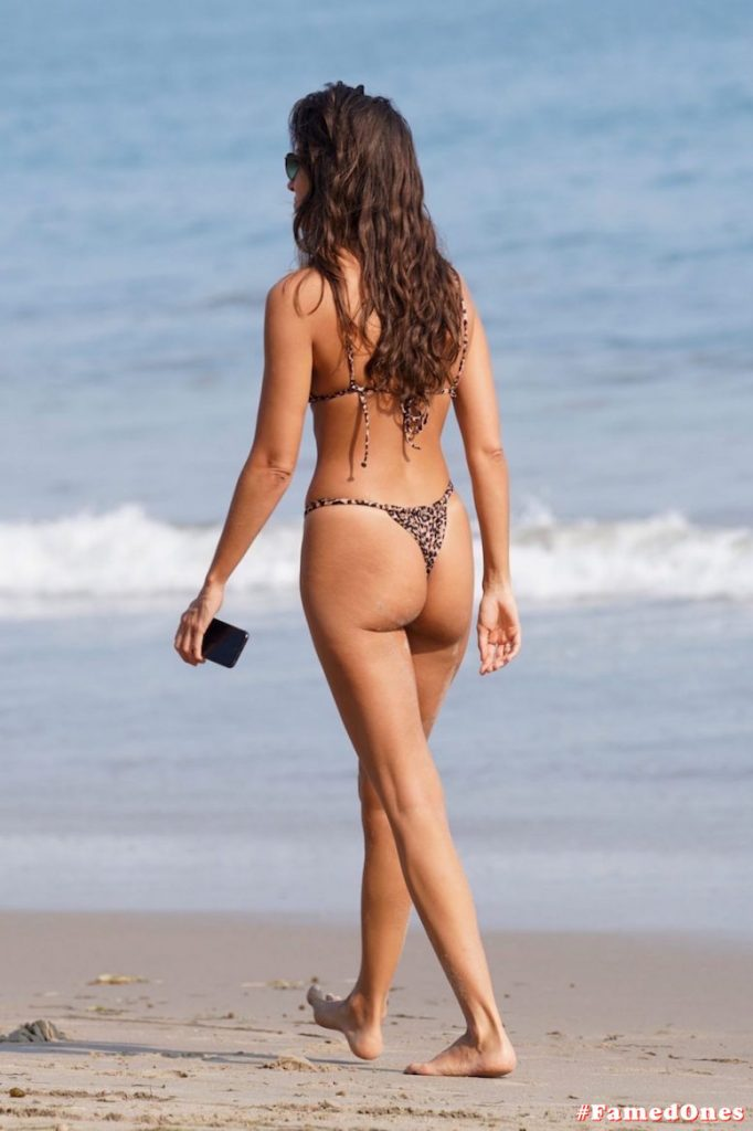 Ines de Ramon hot bikini paparazzi fappening pics FamedOnes.com 002 13