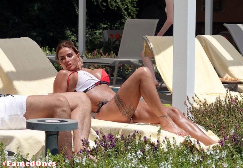 Katie Price hot fappening paparazzi pics FamedOnes.com 044 11