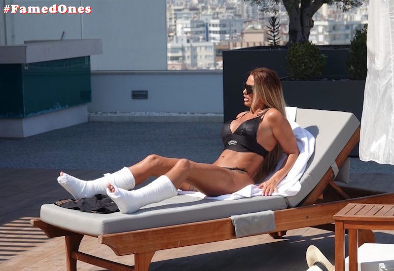 Katie Price sexy anyway fappening paparazzi pics FamedOnes.com 045 02