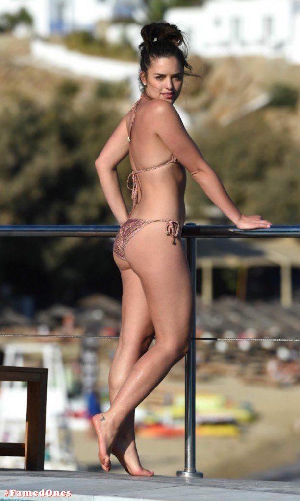 Olympia Valance sexy pool bikini fappening pics FamedOnes.com 005 18
