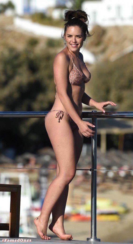 Olympia Valance sexy pool bikini fappening pics FamedOnes.com 005 21