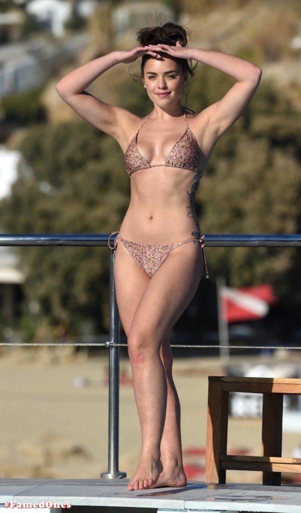 Olympia Valance sexy pool bikini fappening pics FamedOnes.com 005 26